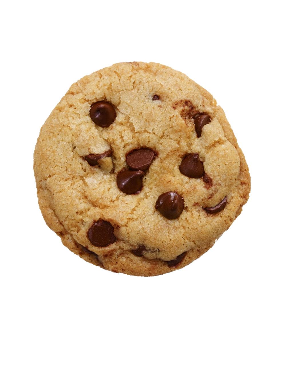Biscuits craquants aux brisures de chocolat | ricardo