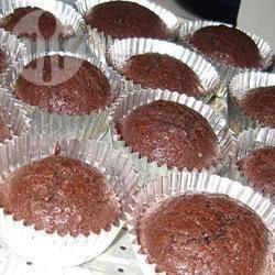 Recette savoureux cupcake au chocolat – toutes les recettes ...
