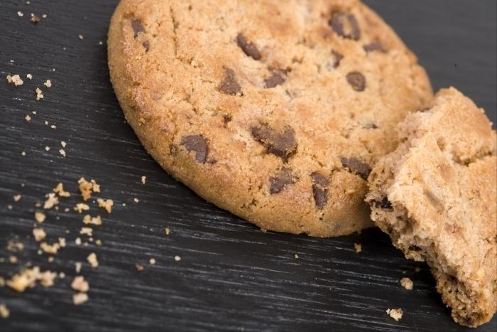 Recette de cookies aux pépites de chocolat facile et rapide