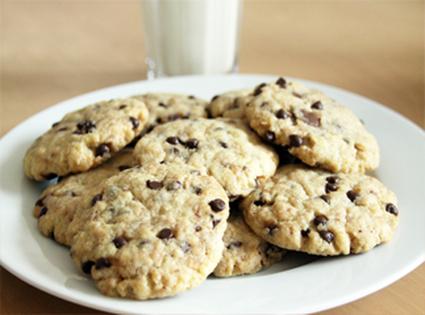 Recette de cookies moelleux vanille-chocolat