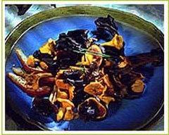 Recette fricassée de champignons forestiers