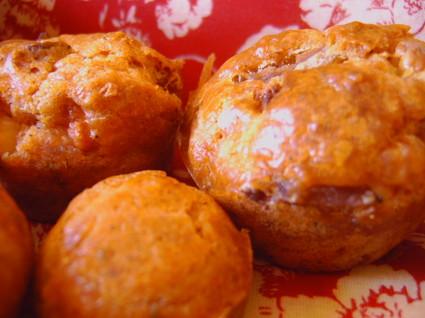 Recette de petits cakes salés à l'huile d'olive et à la feta