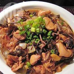 Recette poulet et champignons sautés – toutes les recettes allrecipes