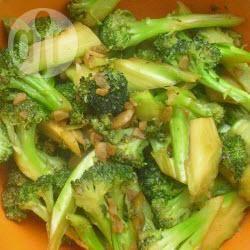Recette sauté de brocolis rapide – toutes les recettes allrecipes