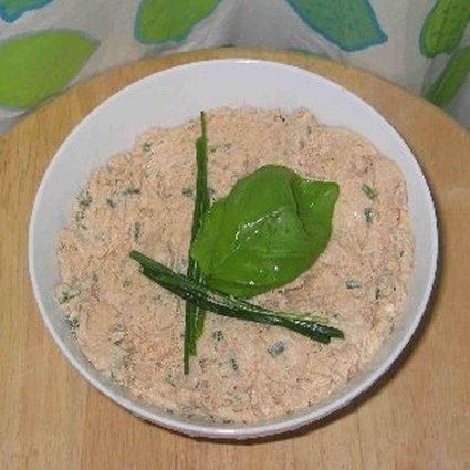 Recette de mousse de thon au mascarpone