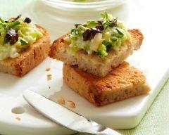 Recette caviar de courgettes aux saveurs grecques