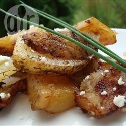 Recette pommes de terre à la grecque – toutes les recettes allrecipes