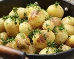 Recette pommes de terre aux herbes