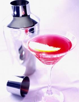 Cocktail au martini rouge et tonic pour 1 personne