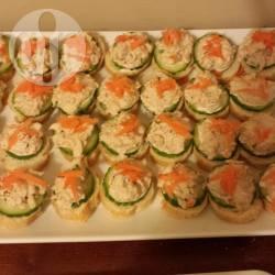 Recette canapé de thon épicé – toutes les recettes allrecipes