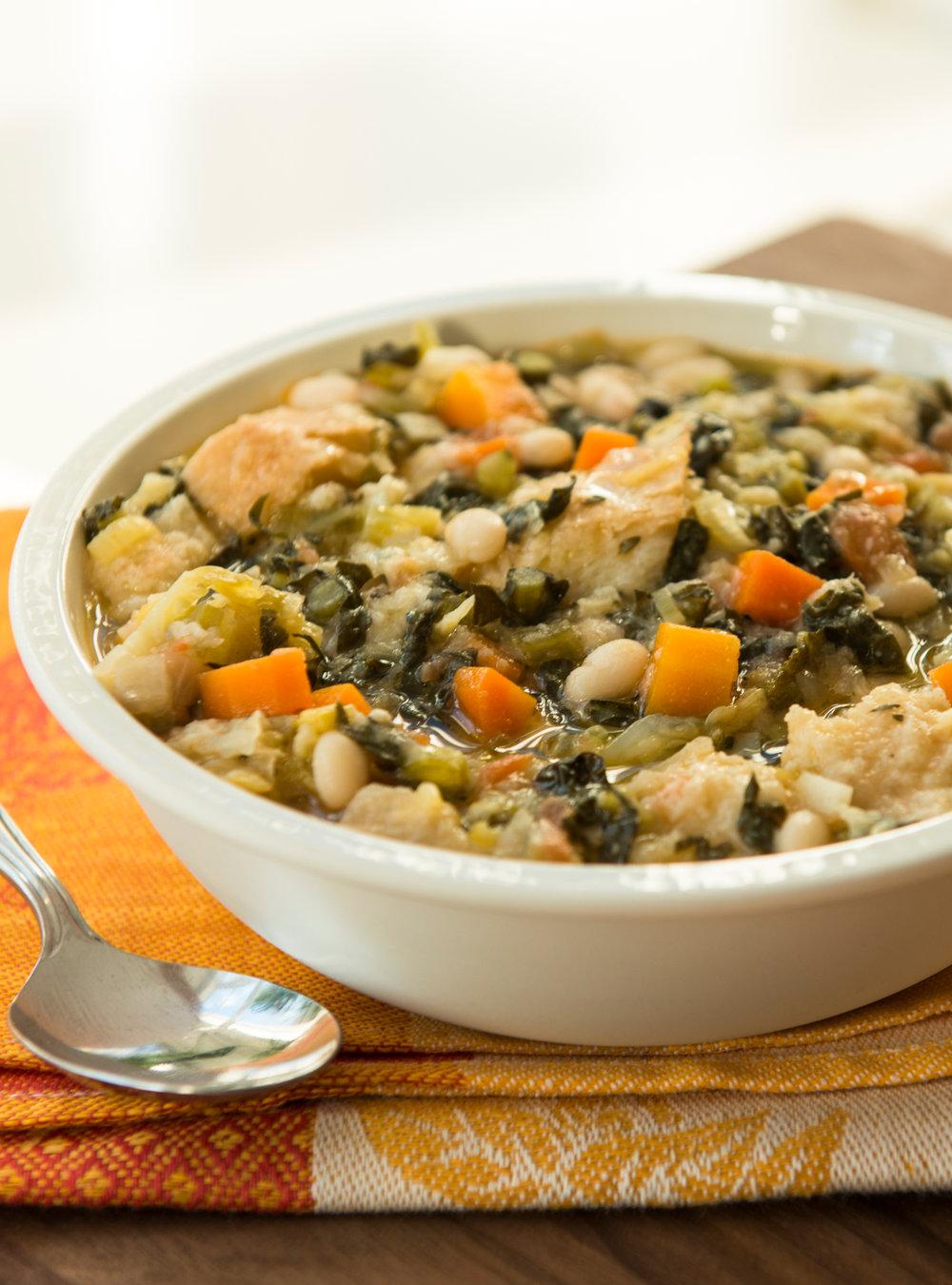 Soupe ribollita   ricardo
