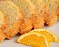 Recette quatre-quarts à l'orange