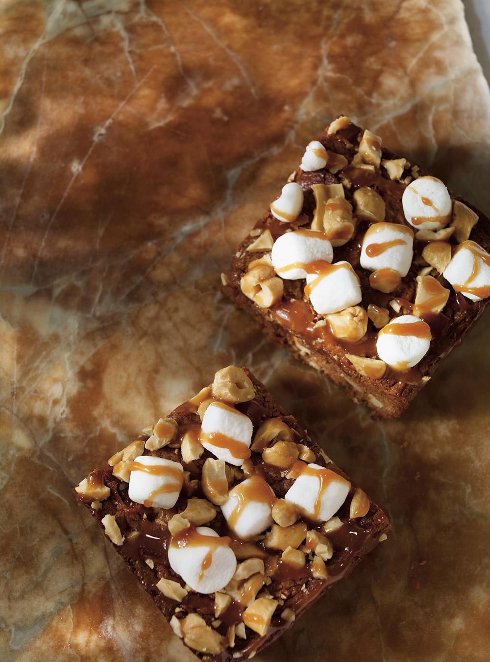 Brownies rocky road | ricardo