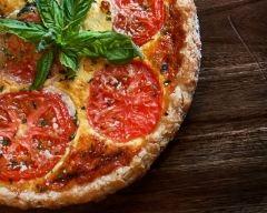 Recette quiche au thon et à la tomate