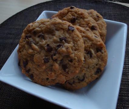 Recette de cookies aux amandes et au sirop d'érable