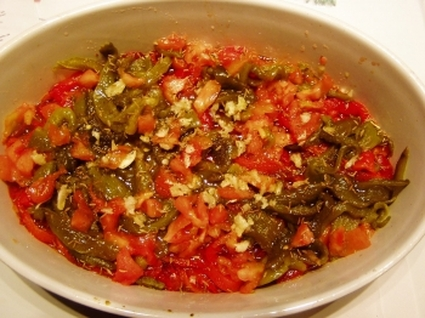 Recette de salade juive