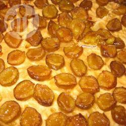Recette tarte aux mirabelles de saison – toutes les recettes ...