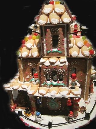 Recette de hansel and gretel gingerbread house
