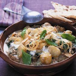 Recette curry de porc parmentier – toutes les recettes allrecipes