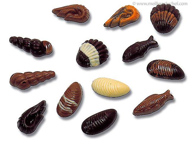 Friture en chocolat  recette de cuisine illustrée  meilleurduchef.com