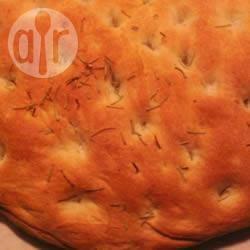 Recette focaccia à la machine à pain – toutes les recettes allrecipes
