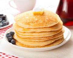 Recette pâte à pancakes