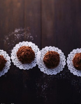 Merveilleux moka chocolat pour 6 personnes