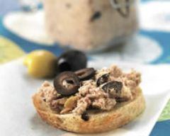 Recette rillettes de sardines à l'huile d'olive