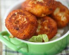 Recette boulettes de viande frites