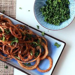 Recette oignons frits pour l'apéritif – toutes les recettes allrecipes