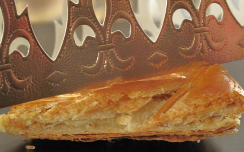Recette galette des rois pas chère et facile > cuisine étudiant