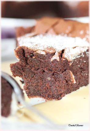 Recette de fondant au chocolat meringué