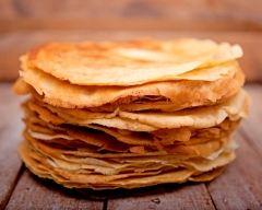 Recette pâte à crêpes au rhum