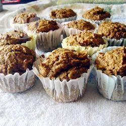 Recette muffins épicés à la courge butternut – toutes les recettes ...