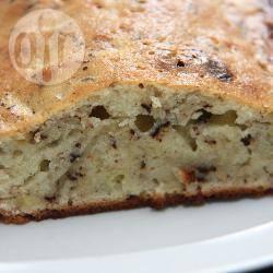 Recette cake à la banane et au chocolat – toutes les recettes ...