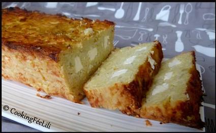 Recette de raclette-cake (cake aux pommes de terre râpées)