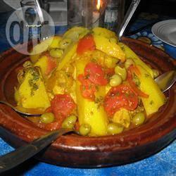 Recette tagine marocaine – toutes les recettes allrecipes