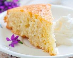 Recette gâteau à la noix de coco et au lait concentré