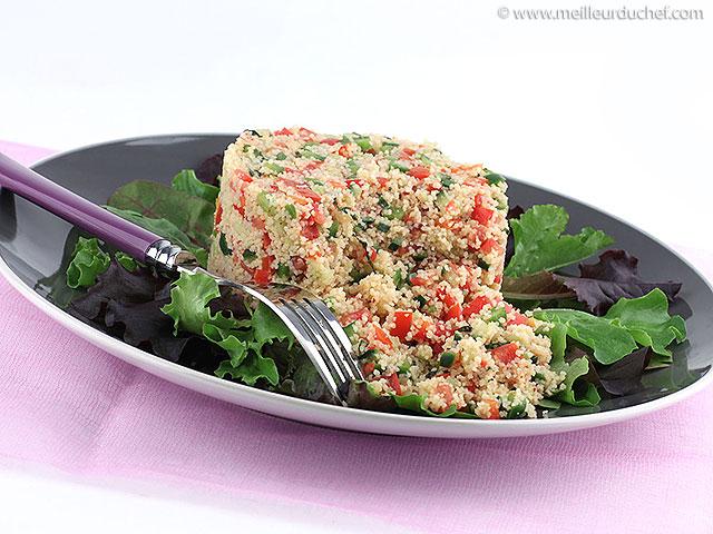 Taboulé  notre recette avec photos  meilleurduchef.com