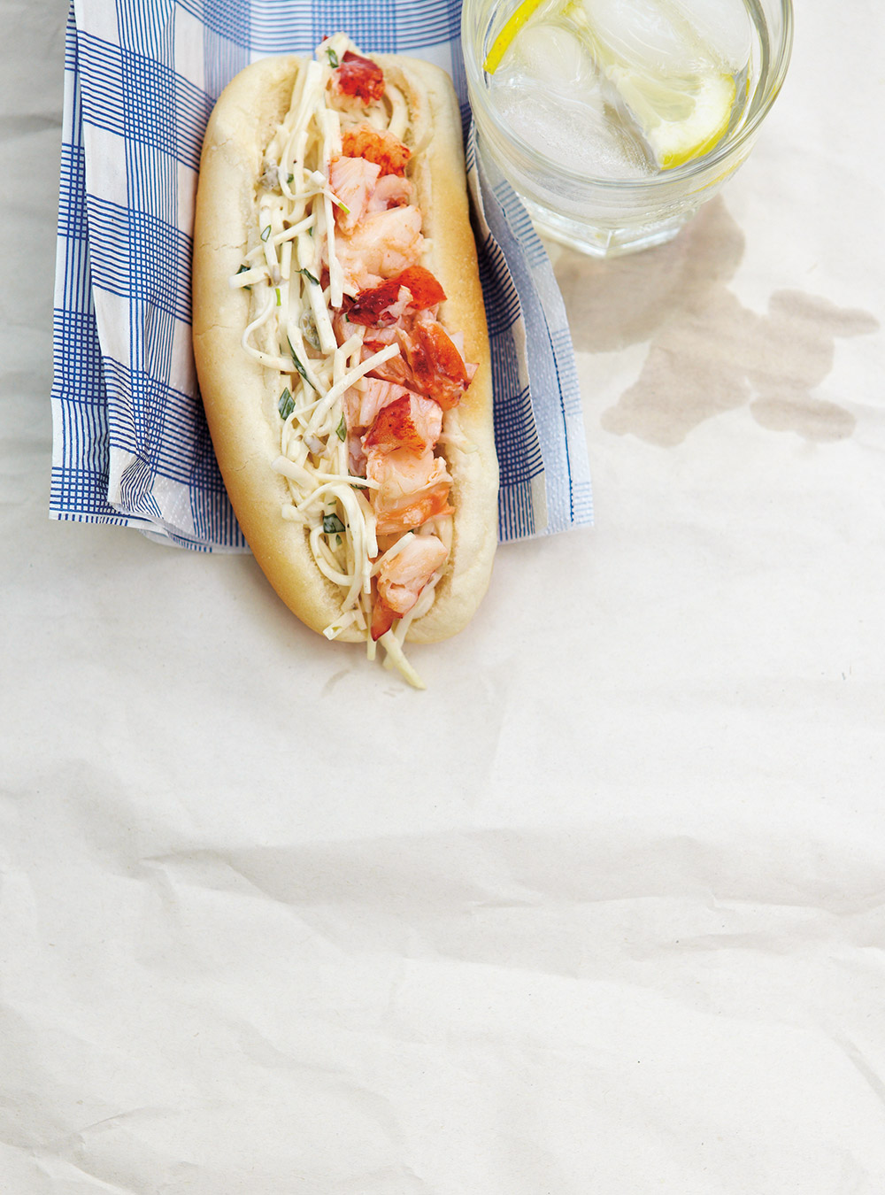 Lobster roll à la rémoulade   ricardo