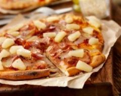 Recette pizza hawaïenne
