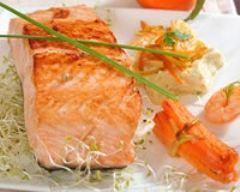 Recette saumon en papillotes express