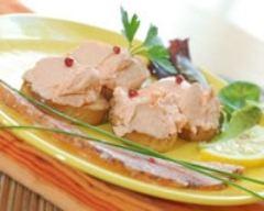 Recette mousse de saumon aux épices