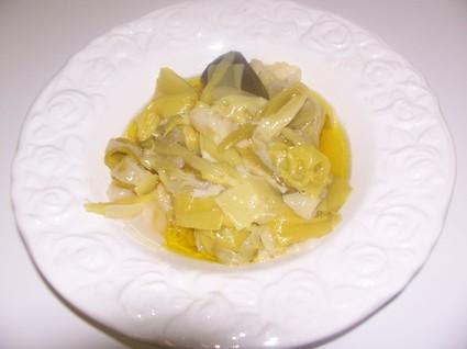 Recette de poireaux en salade