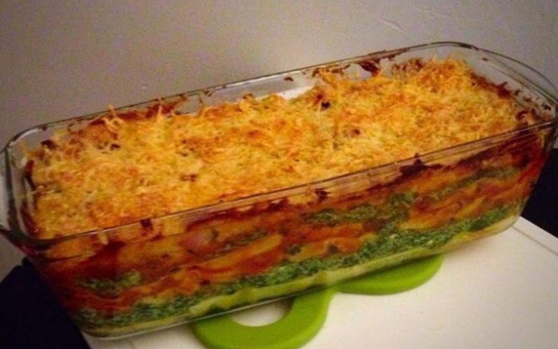 ... de thon et epinards, recette de lasagne de thon et epinards recette