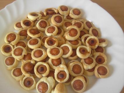 Recette de saucisses feuilletées