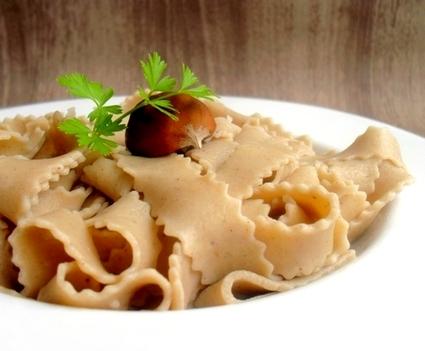 Recette de pâtes fraîches maison à la farine de châtaigne