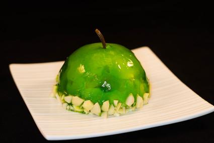Recette de dôme de pomme granny