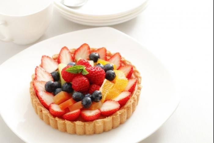 Recette de tarte aux fruits d'été facile et rapide