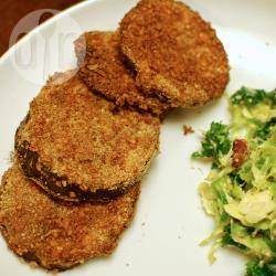 Recette aubergines panées au four – toutes les recettes allrecipes